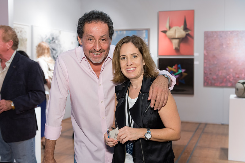 Edgar Pozos, Laura Villareal