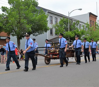 Parade - Nunda  Firemen's Parade, Nunda, NY - 6/2/18