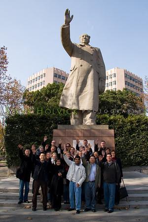 2006-12 - CSUS EMBA China Delegation