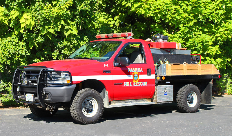 Forestry 2   2000 Ford F-350 / Donovan   150 / 250