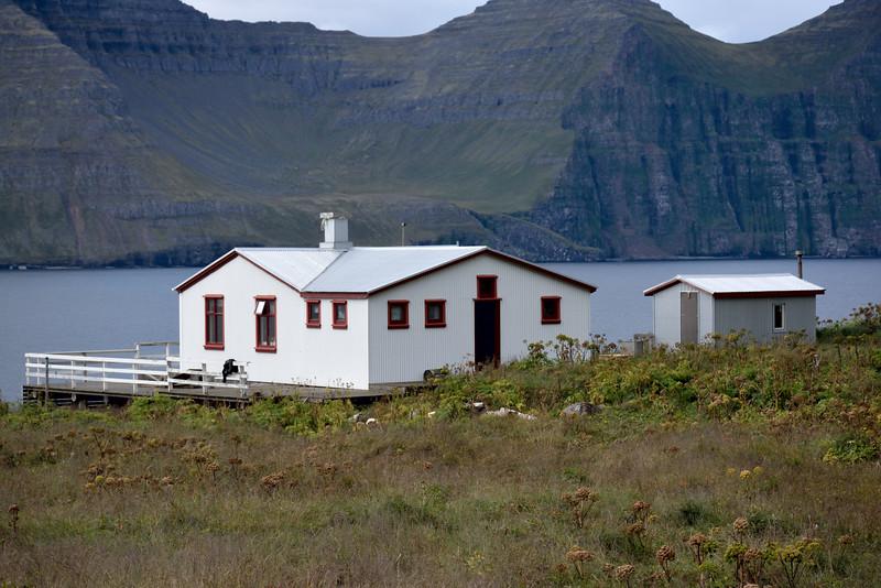 Hornvík. Stígshús 2016.