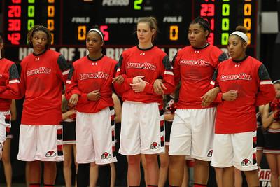 Women's Basketball vs Asheville