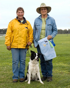 April 2008 Herding Trial - Linden Hollow Sheep Farm