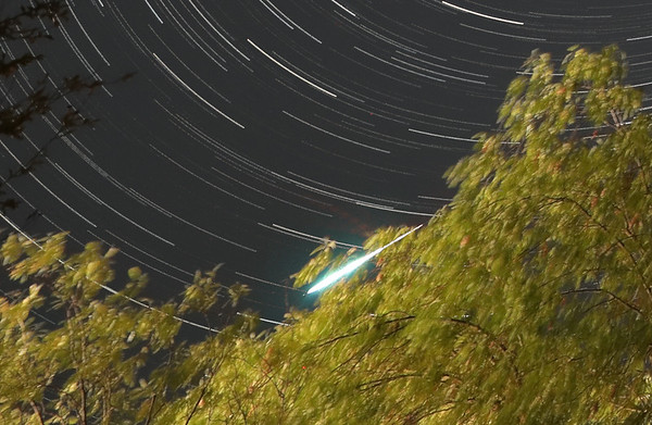 Southern Delta Aquarids and Alpha Capricornids Meteor shower 2021