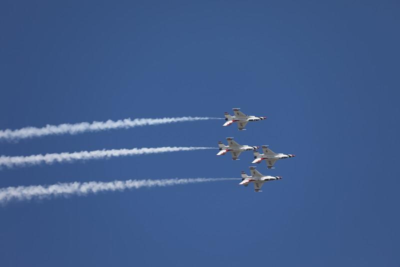 Sheppard AFB 75th Anniversary Air Show 2016