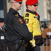 Military security at the 2009 Remembrance Day Ceremony in Ottawa, Ontario.<br /> <br /> © Rob Huntley