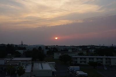 4/24/2011 - Last Okinawa Sunset