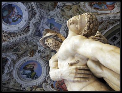 Florence - Piazza e Palazzo Pitti