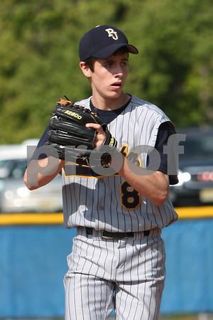 Lenape Valley vs Pope John Varsity Baseball