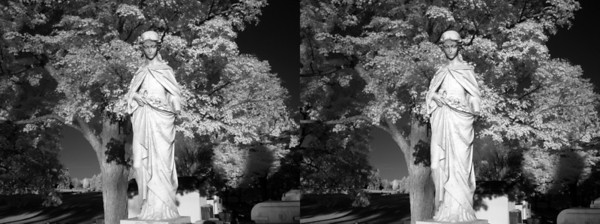 Infrared Stereo Pairs