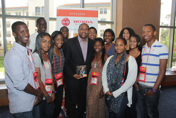 Tavis Smiley Foundation Youth to Leaders Conference 201 - Tavis Smiley Teaches Teens to Fail Up 7-23-2011