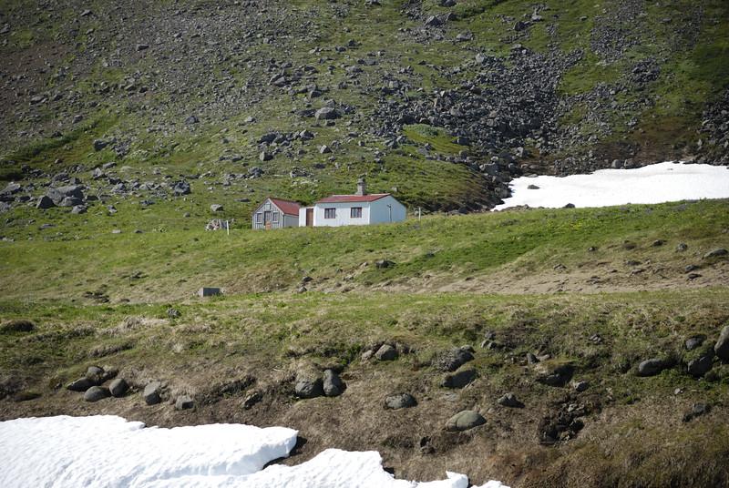 Aðalvík - Látrar. 2014.