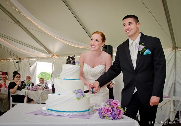 Megan & Jake Wedding