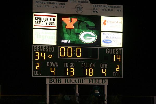 Sophs vs Yorkville