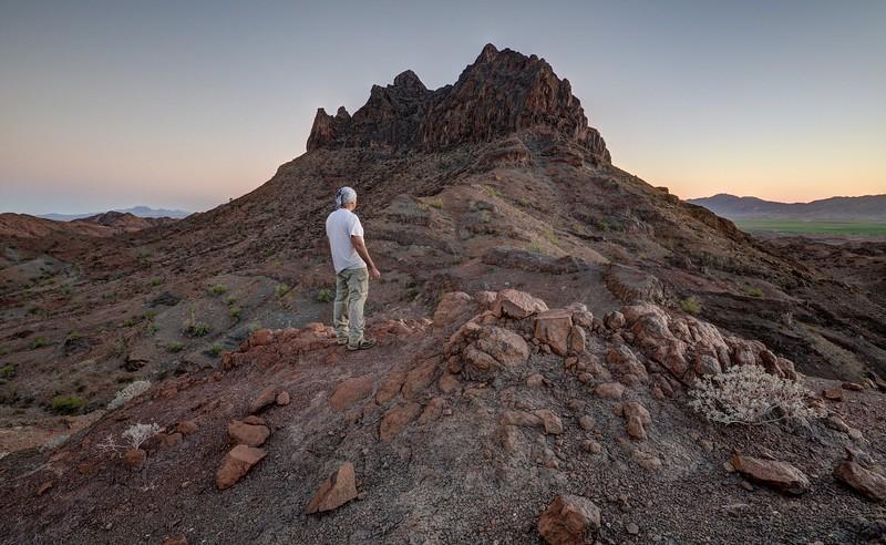 (2016-February 21-22) Muggins Wilderness Mountain Loop, Arizona.