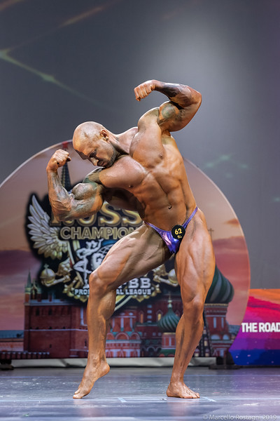 5th Place 62 Ivan Zeviakin