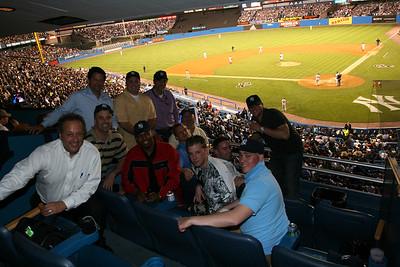 Yankee Game 2007