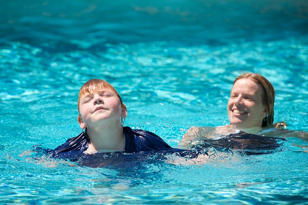 Harry's  Pool Day