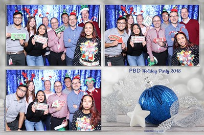 PBD Holiday Party 2018
