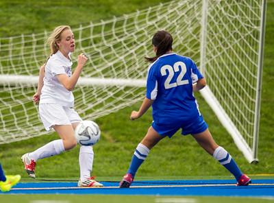 JD vs Fremont Girls JV Soccer