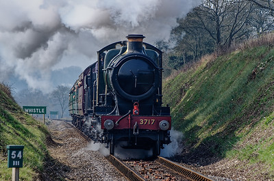 Mid-Hants Railway Steam Gala: March 2011.
