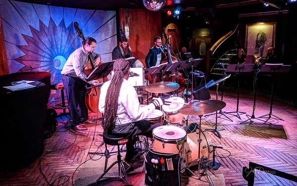 Proportioned Orchestra - Cliff Bell's - 2-15-2019