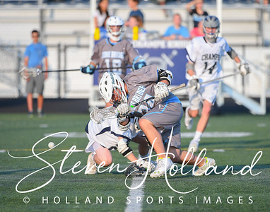 Lacrosse Boys JV - Stone Bridge vs John Champe 5.8.2018