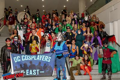 NY Comic Con 2018 DC Universe (Thurs)