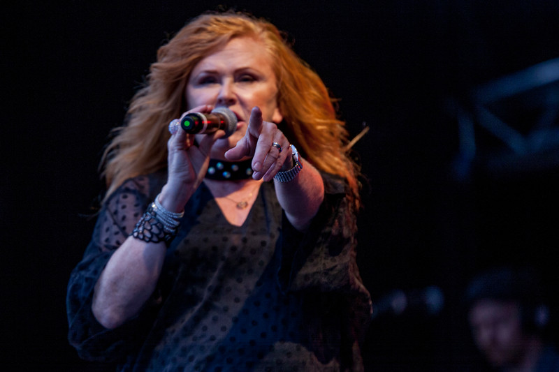 T'Pau at Jack up the 80s 2018