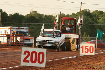 Tifton Truck & Tractor Pull Friday