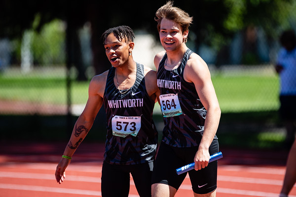 NWC Track and Field Championships 2021 Day 2