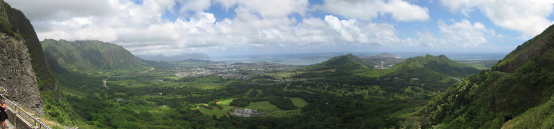 2008 YMA Hawaii Pali Lookout