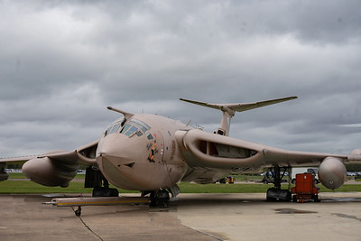 XM715   Handley Page  Victor V bomber ( operational but not allowed to fly,  she does fast taxi demonstrations at Cold War jet days)