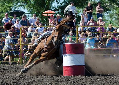 Barrels Saturday 2011