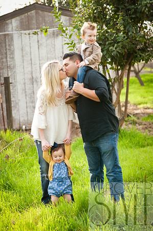 Garcia Family 2015