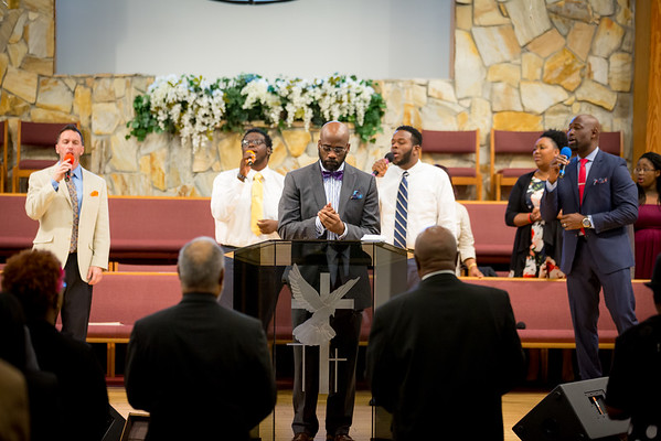 2016-11-12 Sabbath Divine Service (Myron Edmonds)