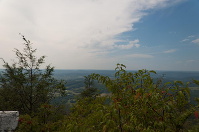Hawk Mountain Hike 09-01-12