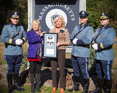State Police Memorial images