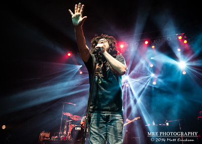 Counting Crows - Adler Theater 12/16/14