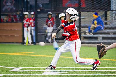 2019.03.16 - vs Everett Baseball Club 10U