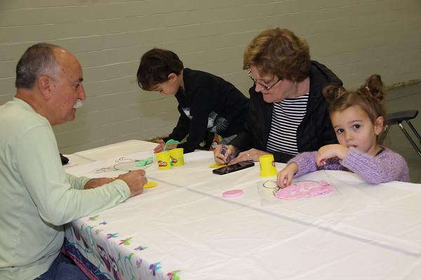 20191126 Grandparents Day - Activities