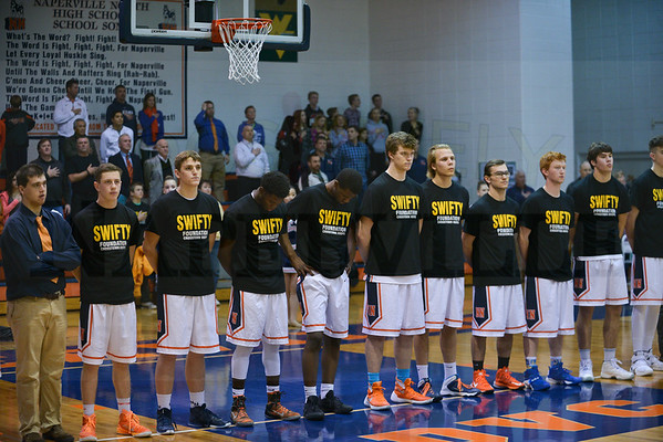 Boys Basketball: NCHS @ NNHS 1/15/2016