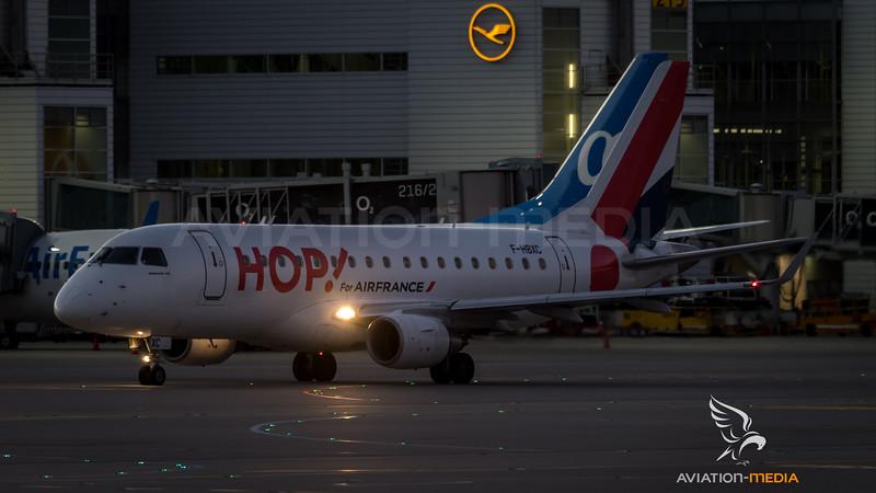 Hop / Embraer ERJ-170STD / F-HBXC