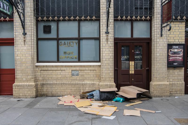 Box Office, Dublin