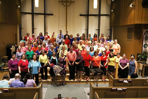 2018 06 16 choir