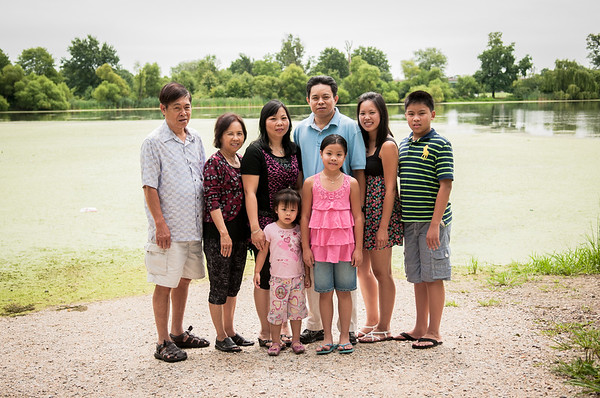 Cindy Family 2012