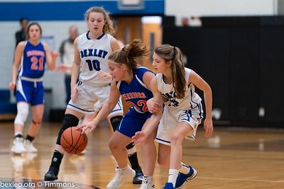 Girls Basketball vs Northwestern