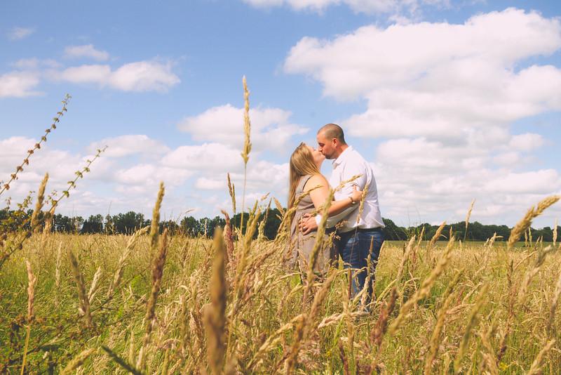 Rhiannon & Will - Engagement Shoot