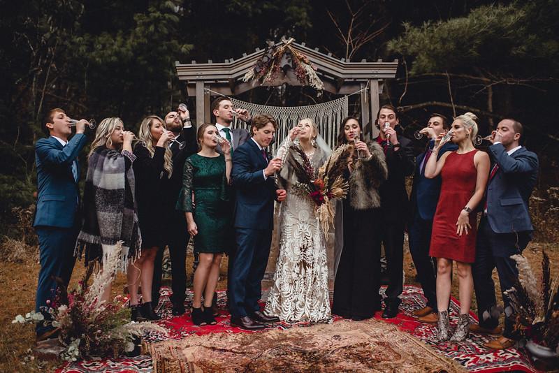 Requiem Images - Luxury Boho Winter Mountain Intimate Wedding - Seven Springs - Laurel Highlands - Blake Holly -1276.jpg