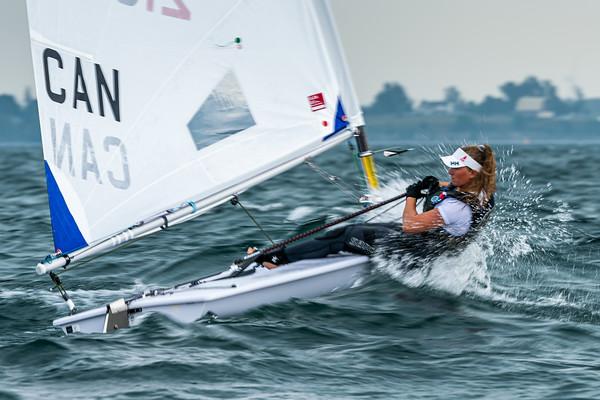 2021 Sail Canada Youth Championships ILCA